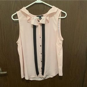 Tops - Light pink shirt